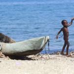 Terremoto en Haiti.  Niños de Petit Goave. Haiti