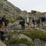 España Rumbo al Sur 2015.Campamento de seleccion.