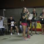 España Rumbo al Sur 2015. Campamento de seleccion