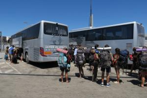 Espa–a Rumbo al Sur 2017.LLegada a Algaciras. (Photo: Jose L. Cuesta)